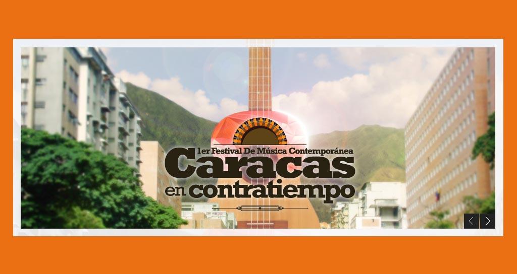 Caracas en Contratiempo ofrece conferencias y talleres para la expansión de los horizontes musicales