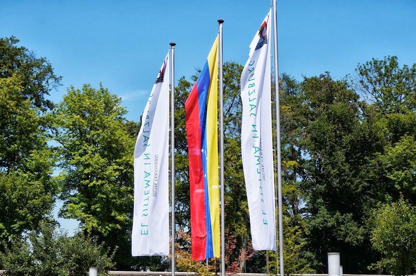 El tricolor venezolano presente en el Festival de Salzburgo