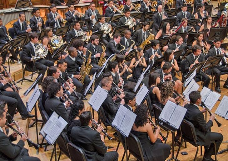 Banda Sinfónica Simón Bolívar de Venezuela rumbo a Europa