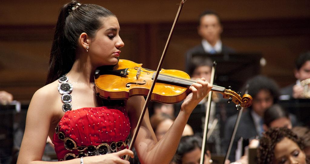 """Orquesta Sinfónica de Aragua en su segundo concierto """"Serie Literaria"""""""