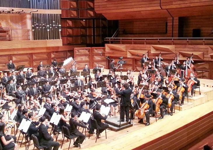 La Orquesta de Juventudes Francisco de Miranda despide la temporada 2012-2013