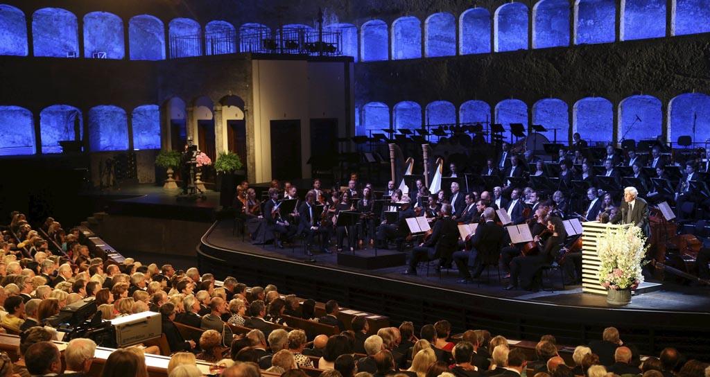 Inicia Festival de Salzburgo; celebra natalicios de Verdi y Wagner