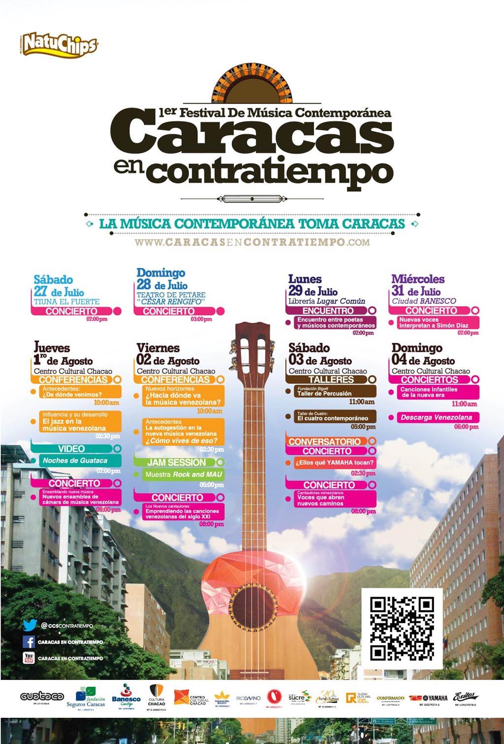 Caracas en Contratiempo