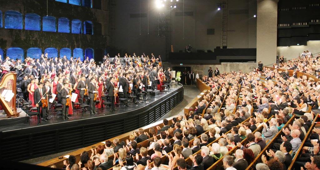 La Sinfónica Juvenil de Caracas hizo historia en el Festival de Salzburgo