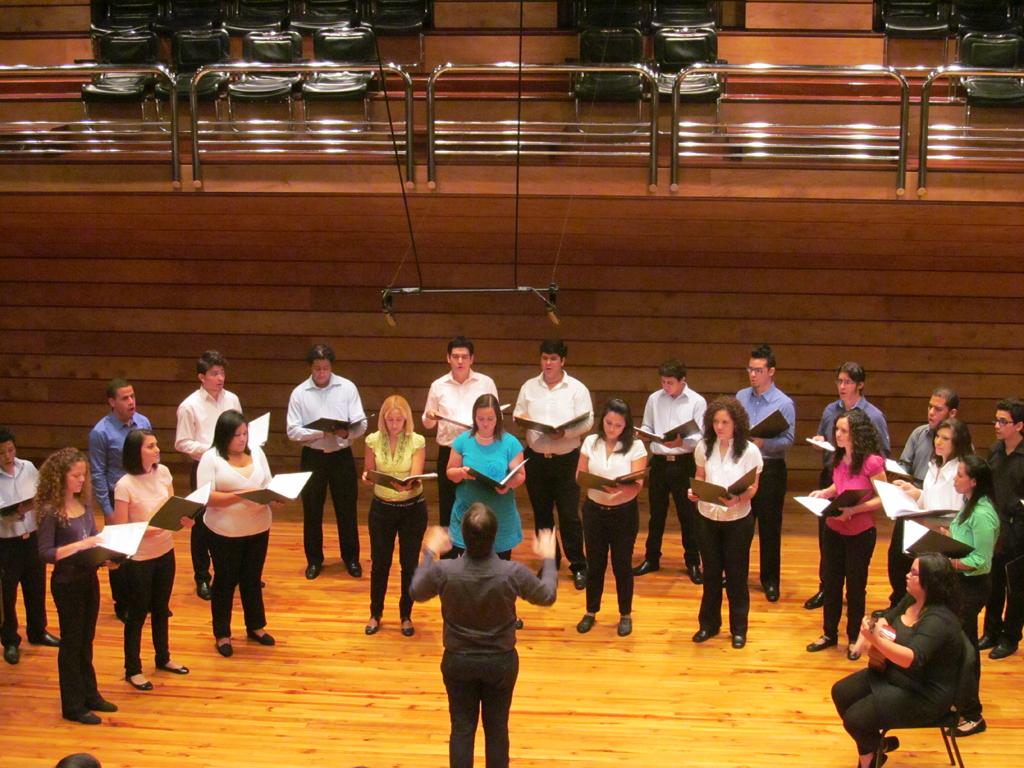 Coro Juvenil del Conservatorio Simón Bolívar