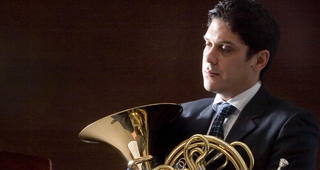 El destacado cornista Joel Arias participa en el Festival Spanish Brass Alzira