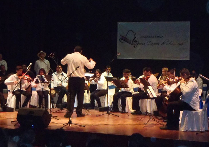 La Otilca en concierto presenta «Cita con nuestros compositores»