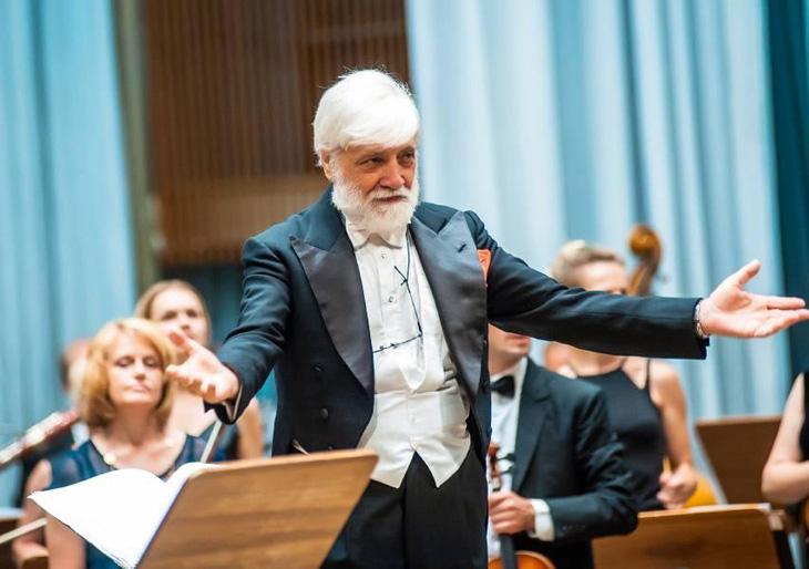 Maestro Ángelo Pagliuca conduce a la Orquesta Sinfónica de la Ópera de Venezuela en México