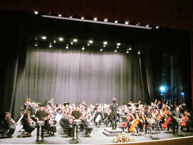 El majestuoso Palau de la Música valenciano recibió a los músicos venezolanos para el penúltimo concierto de esta gira europea