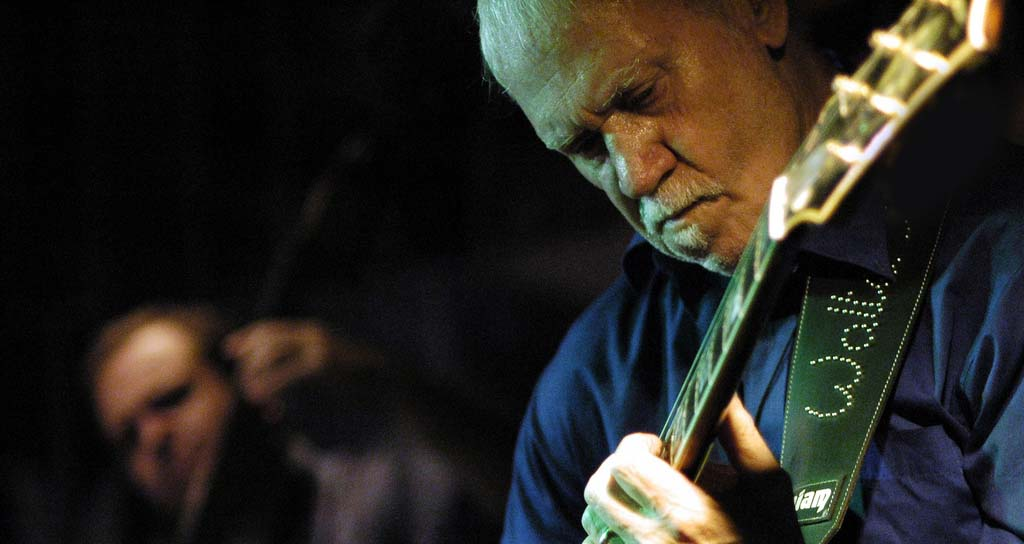 Murió Walter Malosetti, legendario guitarrista de jazz