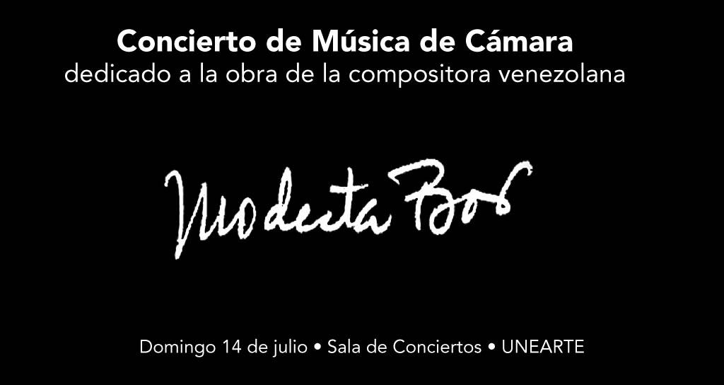 El proyecto Modesta Bor arranca con su primer concierto