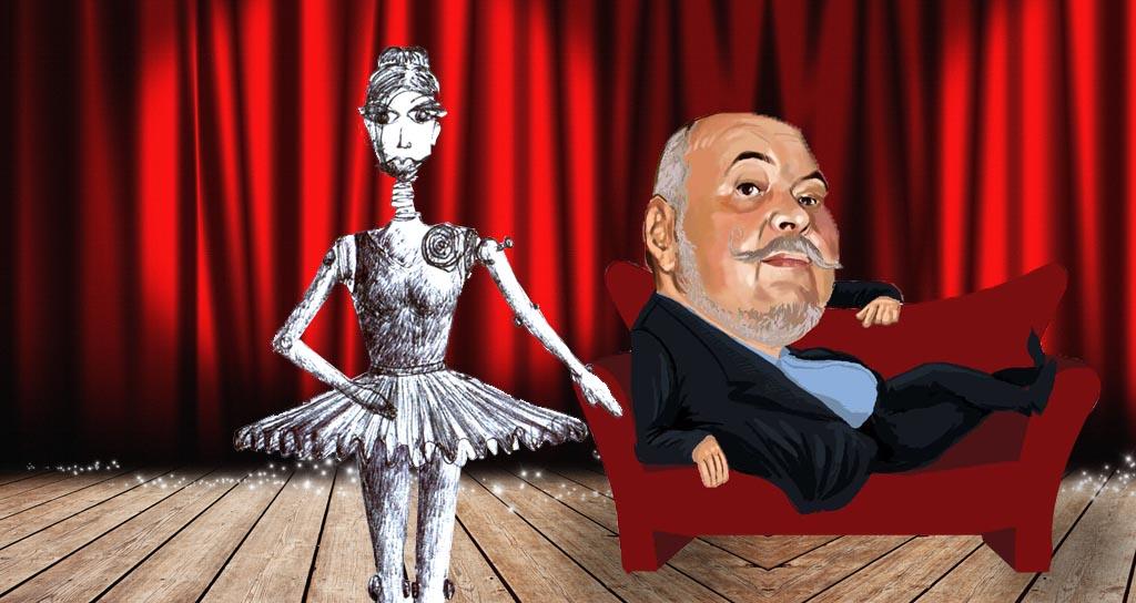 Claudio Nazoa: El ballet y yo