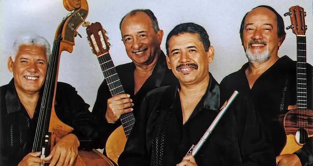 El Cuarteto le pone música a las obras de Cruz-Diez