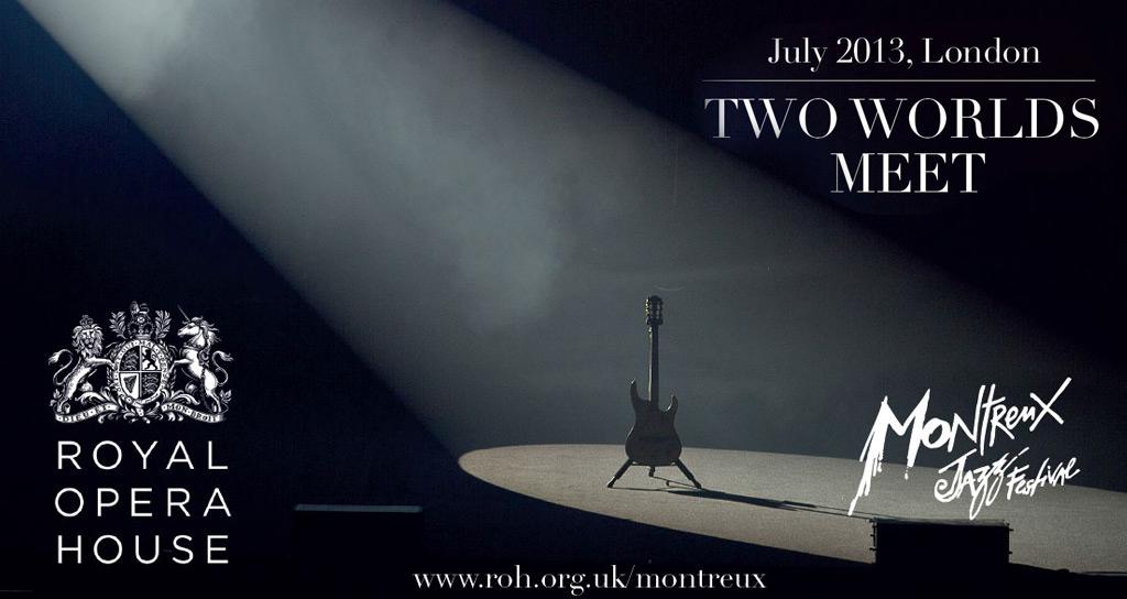 Inauguran el 47 Festival de Jazz de Montreux en Suiza