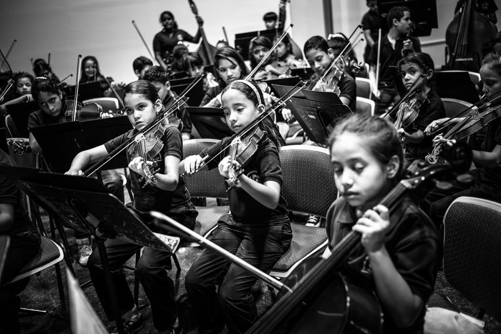 Nucleo La Rinconada © Meridith Kohut / Leica Camera AG 2013