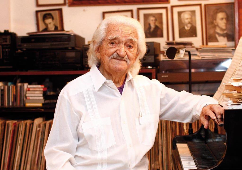 Inocente Carreño, un músico que supo expresar el sentimiento genuino de la música venezolana