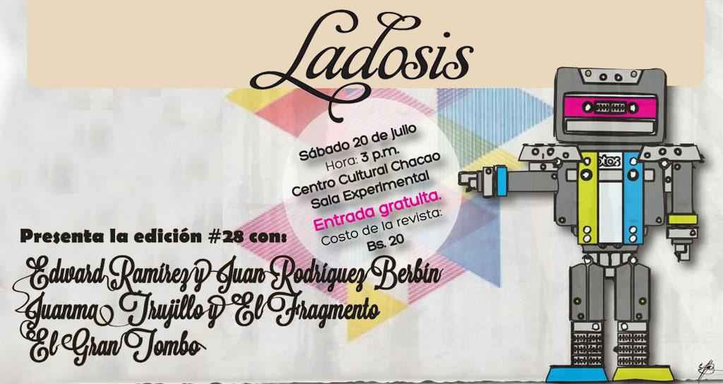 Música Tradicional, Jazz y Reggae en concierto de lanzamiento de Ladosis #28