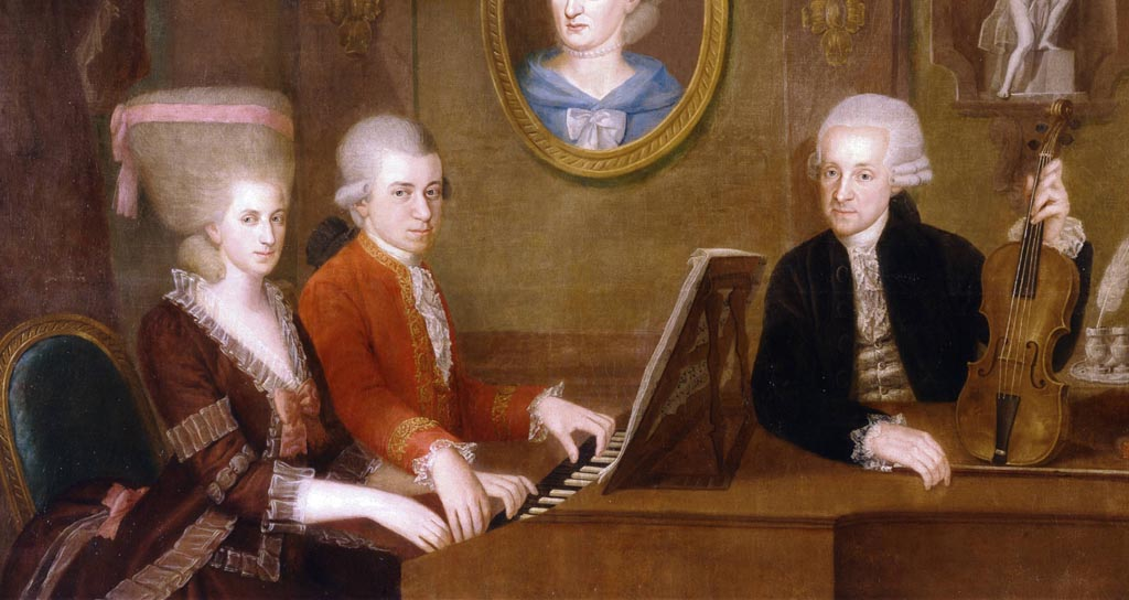 El misterio del entierro de Mozart