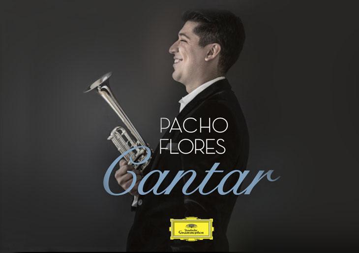 Falta poco para disfrutar del nuevo disco de Pacho Flores