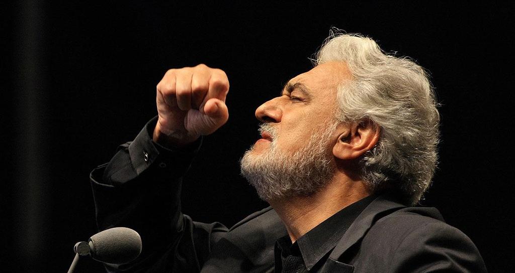 """Plácido Domingo: """"Me sentiré mucho mejor pronto"""""""
