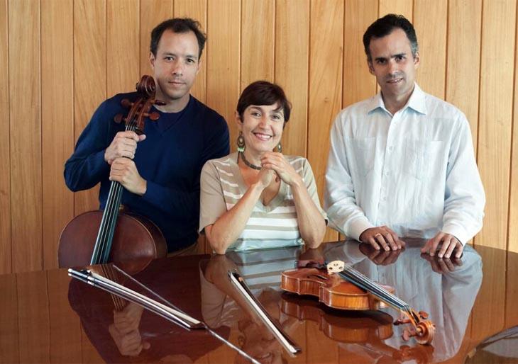 El Trío Académico Emil Friedman deleitará con tangos y música de salón venezolana