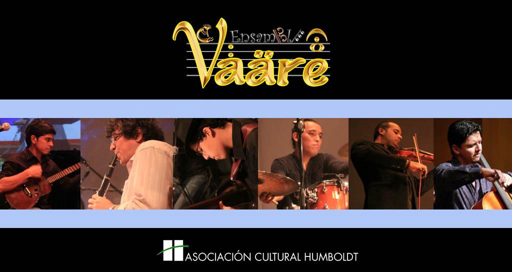 El Ensamble Vaäre llevará el sabor de la fusión a la Asociación Cultural Humboldt