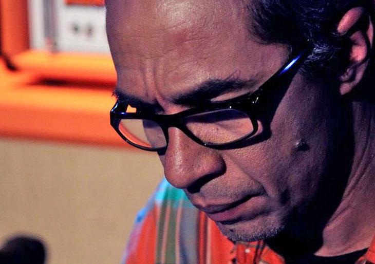 Alfredo Naranjo artista invitado en el XIII Encuentro de Creadores de Jazz Fusión Experimental AJAZZGO