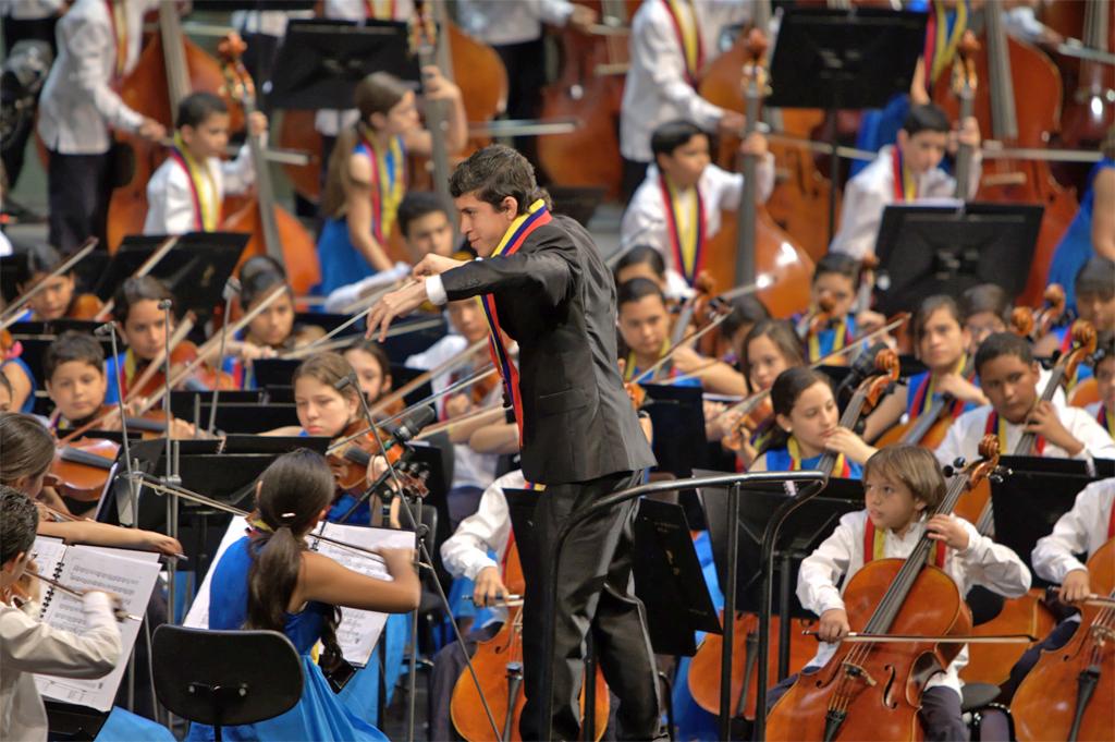 El Sistema revivió el ideal de Festival de Salzburgo: ofrecer al mundo música de paz que genere cambios