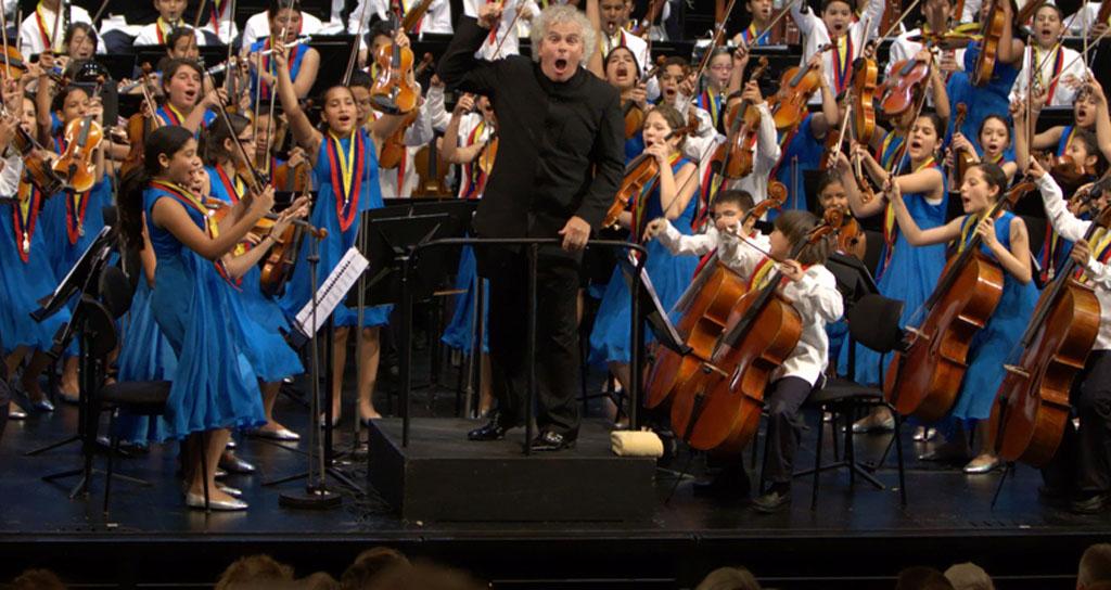 Foto-Galería: Austria se rindió ante la grandeza musical de la Nacional Infantil de Venezuela