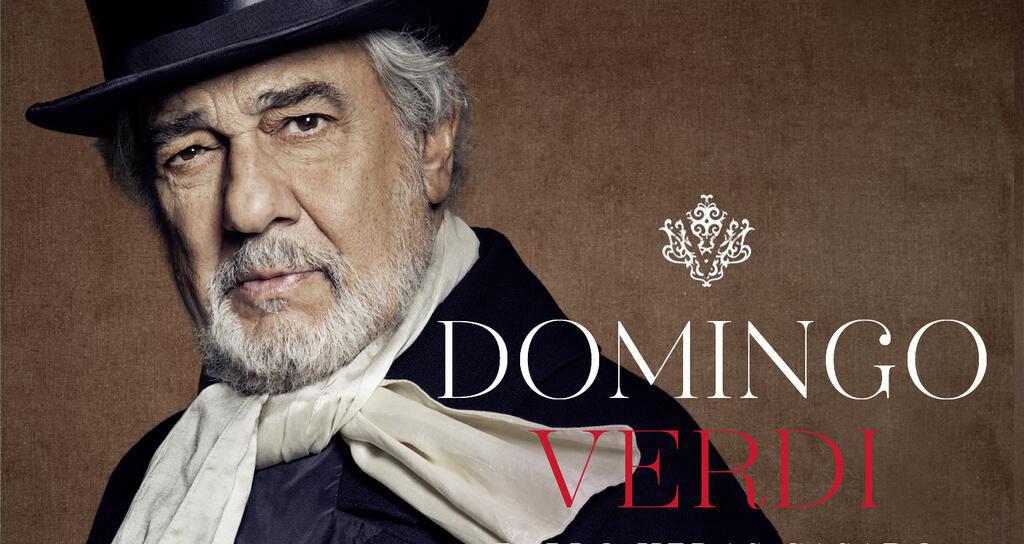 Grammy Latino para el disco de Verdi que Plácido Domingo grabó con la orquesta del Palau de Les Arts