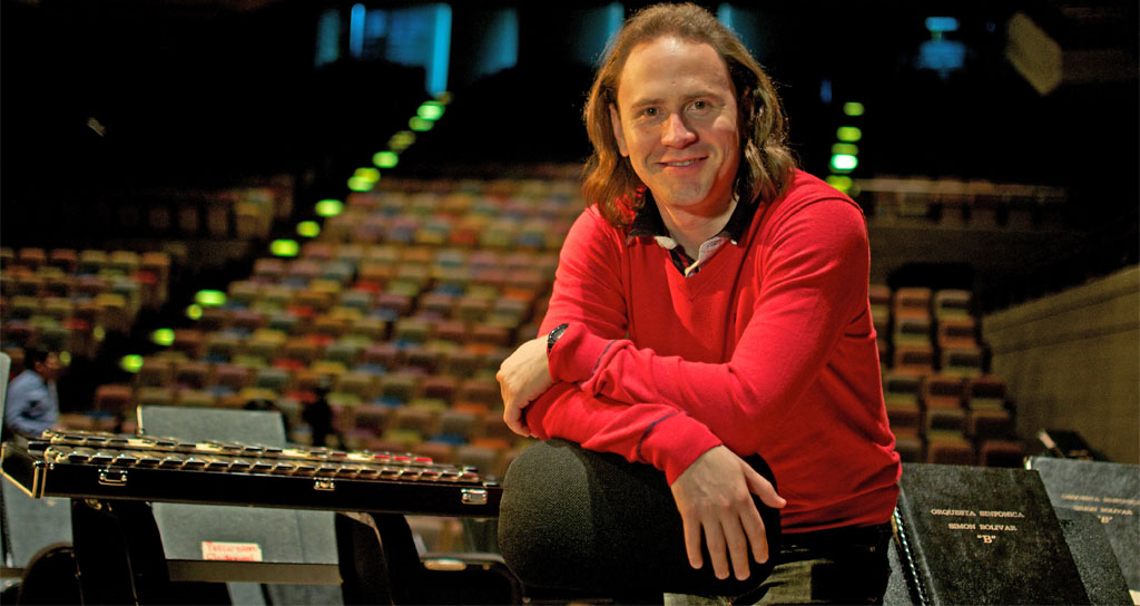 Christian Vásquez debuta como director titular de la Orquesta Sinfónica de Stavanger