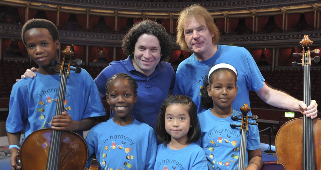 Música como medio de integración social