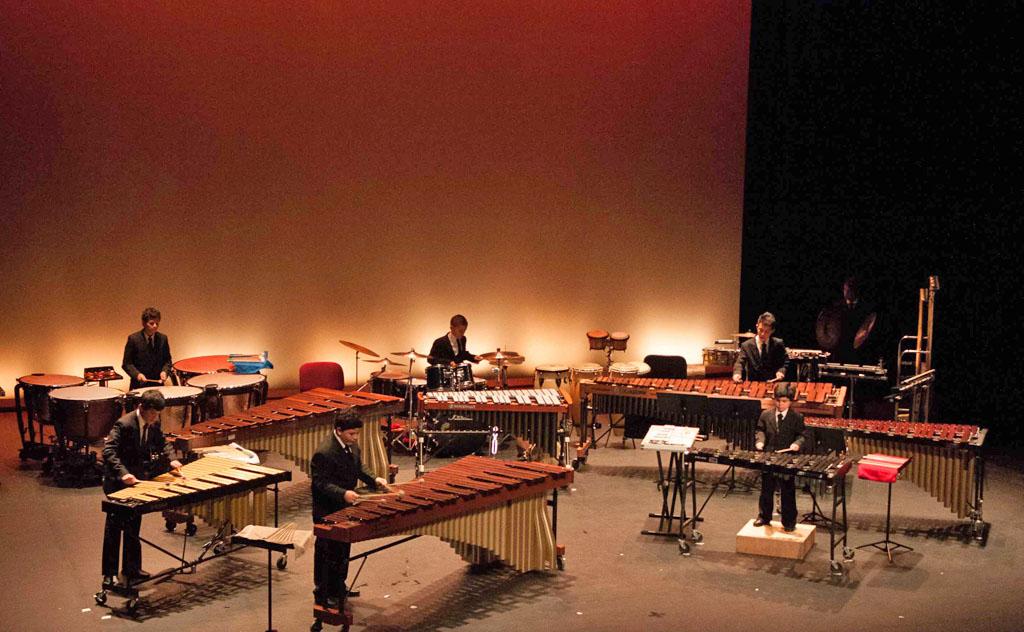 Ensamble de Percusión de los Llanos