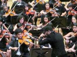 La Orquesta Juvenil del Conservatorio de Música Simón Bolívar cierra temporada bajo la batuta de Manuel Jurado