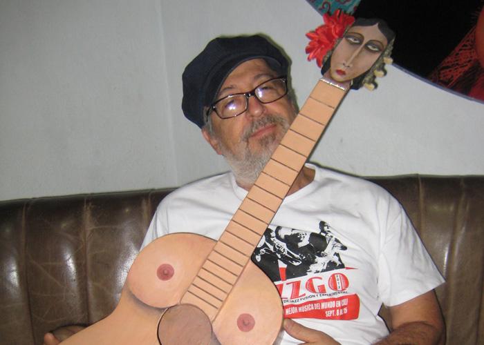 Diego Pombo, director de Ajazzgo