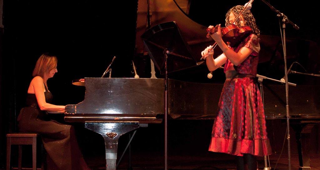 Primer Festival Solistas de los Llanos con la pianista Roselvy Vargas