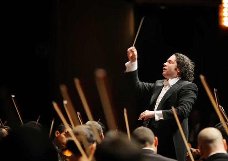 Foto-Galería: Mahler en la batuta de Gustavo Dudamel