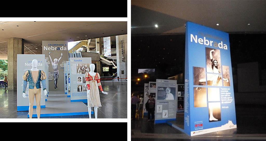 Exposición Celebrando a Nebrada obtuvo el Premio Municipal de Danza 2013
