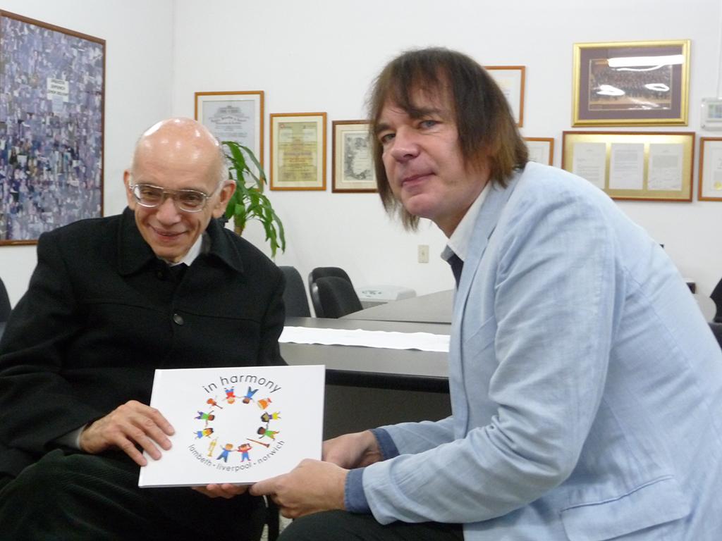 José Antonio Abrey y Julian Lloyd Webber «In Harmony»
