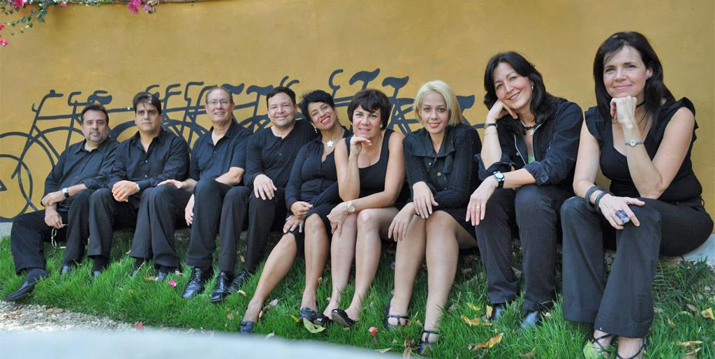 """Musicantes de Caracas"" en el Salón Siglo XXI"