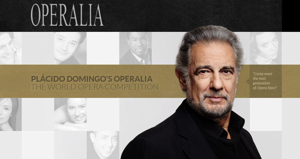 Plácido Domingo pone voz a la cantera