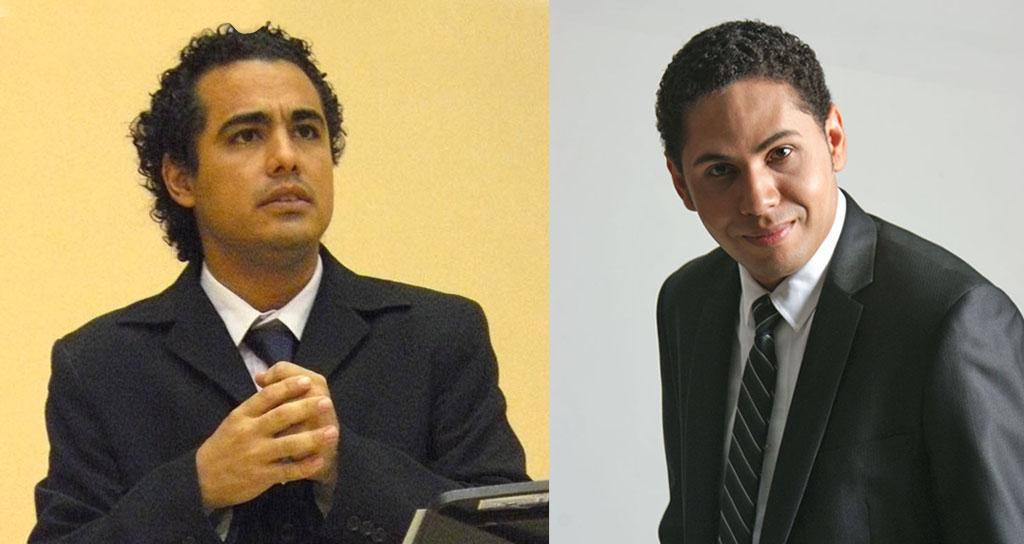 Oswaldo Rodriguez y Pedro Toro