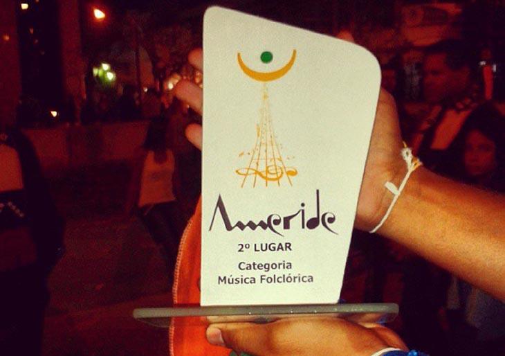 Voces venezolanas fueron premiadas en el festival brasileño Ameride 2013