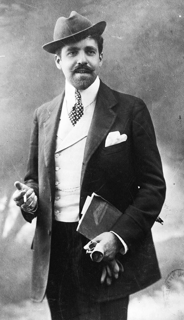 Reynaldo Hahn, 1906