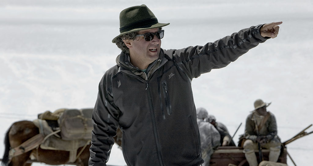 """Libertador"" director Alberto Arvelo"