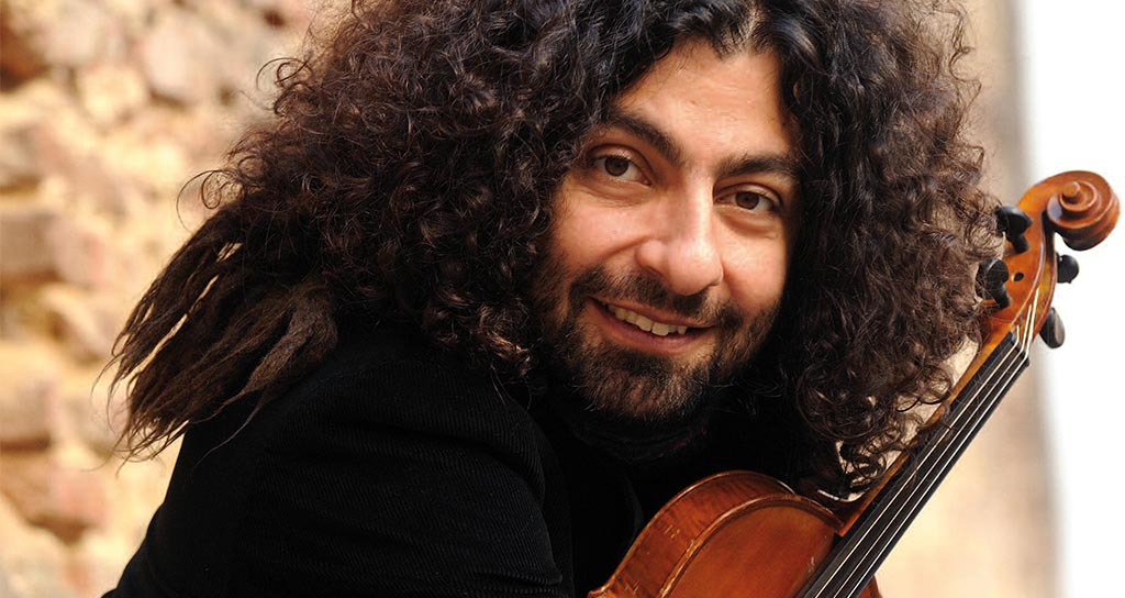 """Ara Malikian: """"Mi padre me hacía tocar el violín de niño hasta que me saltaban las lágrimas"""""""