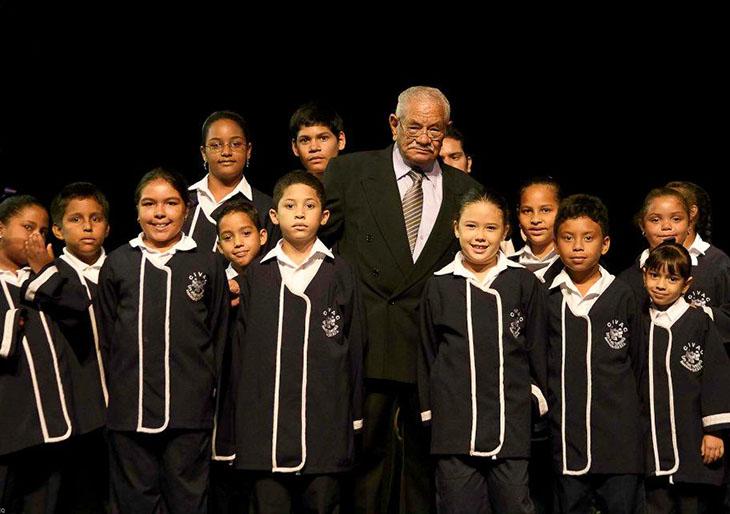 Inscripciones abiertas para el Coro Infantil Venezuela