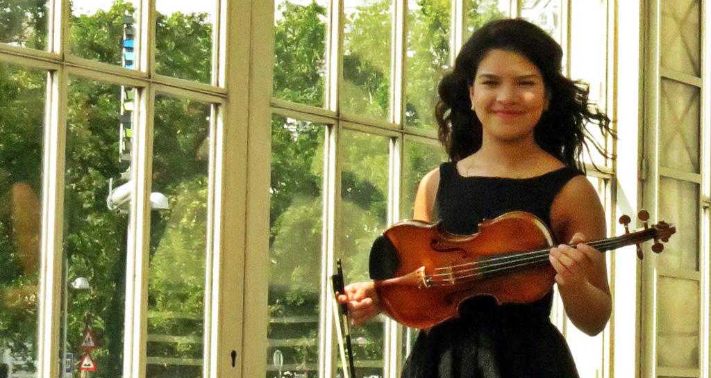 Dalina Ugarte es protagonista del milagro musical de Venezuela