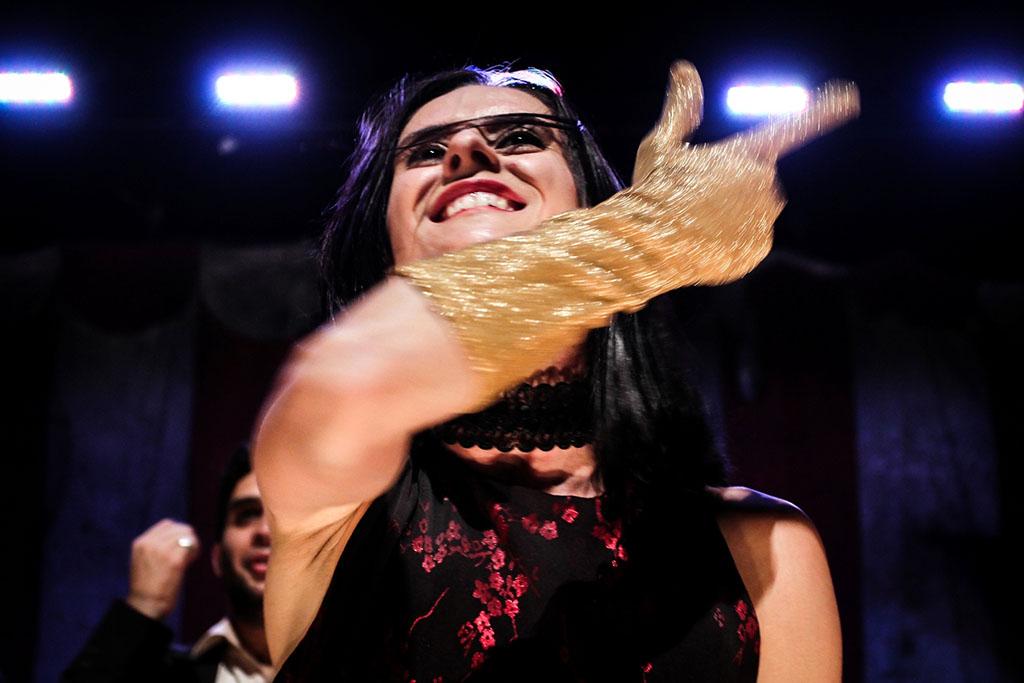 El Mistral, espectáculo original del coreógrafo y director venezolano Miguel Issa