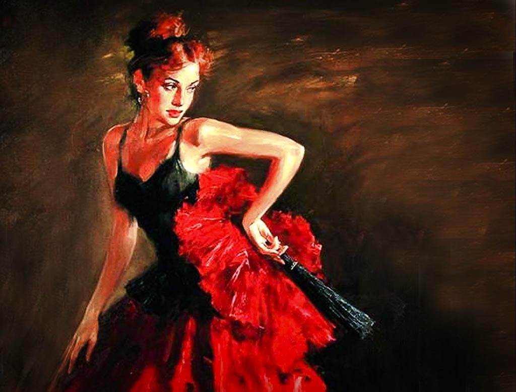 Flamenco, Cante y Castañuelas en el Salón Siglo XXI